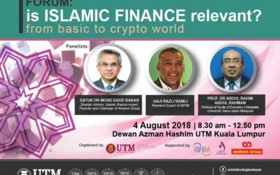 Upcoming Event: Islamic Finance Forum