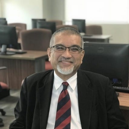 DR. ISMAIL RAHMAN
