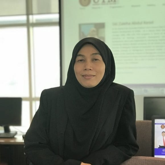 DR. NAZIMAH HUSSIN