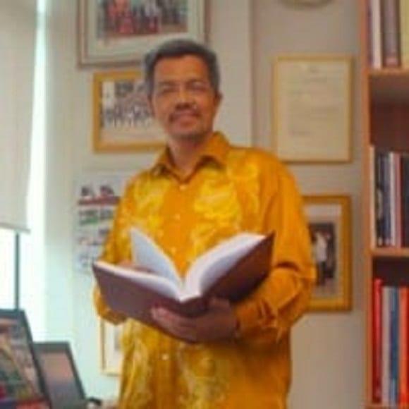 PROF. DR. MOHD HASSAN MOHD OSMAN