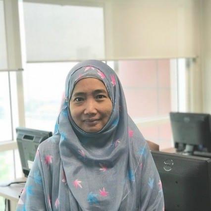 DR. ZARINA SANAYAN@A.SALAM