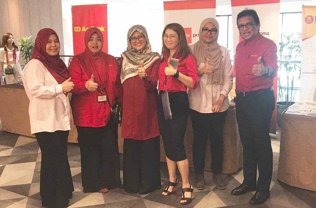 AHIBS Energizes Strategic Collaborations Through The AmBank BizRACE Season 2 With Malaysian SMEs To Gain Learning Experiences