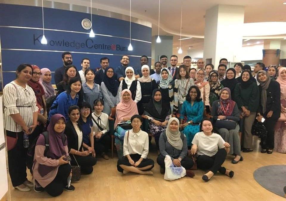 MBA student visit Bursa Malaysia