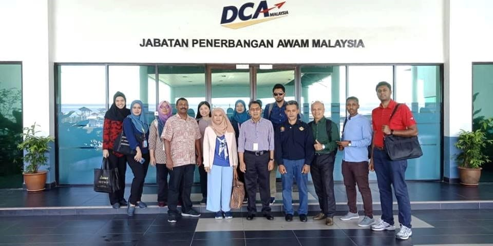Mba Students Visited Caam Subang And Airport Operations Control Centre Azman Hashim International Business School