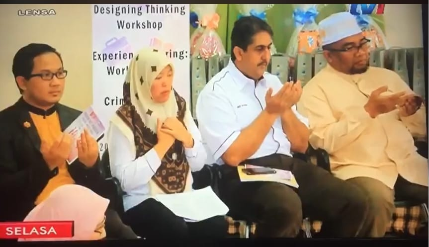 CSR at Asrama Darul Falah (ASDAF)