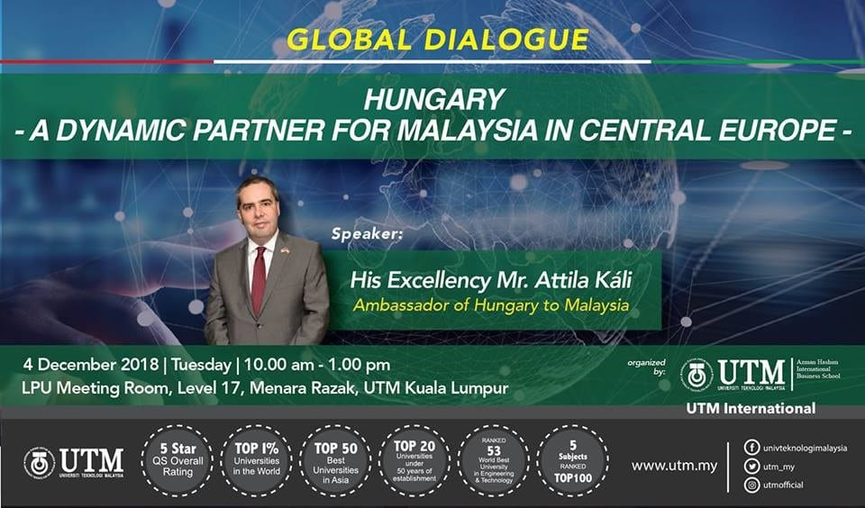 Global Dialogue with Ambassador of Hungary
