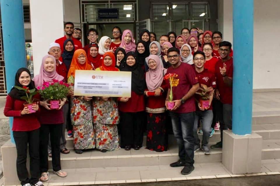 Community Engagement at Rumah Barkat Anak-anak Yatim Johor