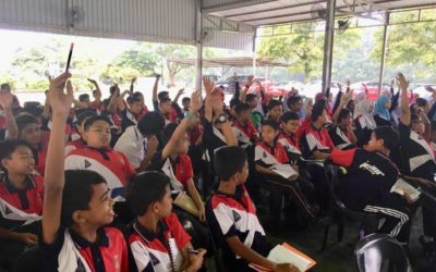 Program Motivasi: Persediaan Akhir UPSR