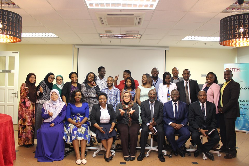 AHIBS Executive Study and Tour Program – Delegates from Chandaria School of Business, USIU, Kenya