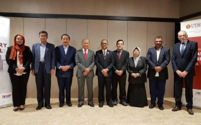Azman Hashim Advisory Council (AAC) strives with Captains of Industries towards an energized business school focus.