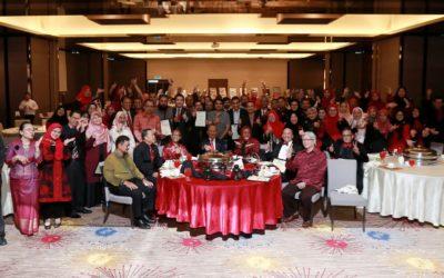 AZMAN HASHIM IBS GRADUATION RECOGNITION NIGHT 2019