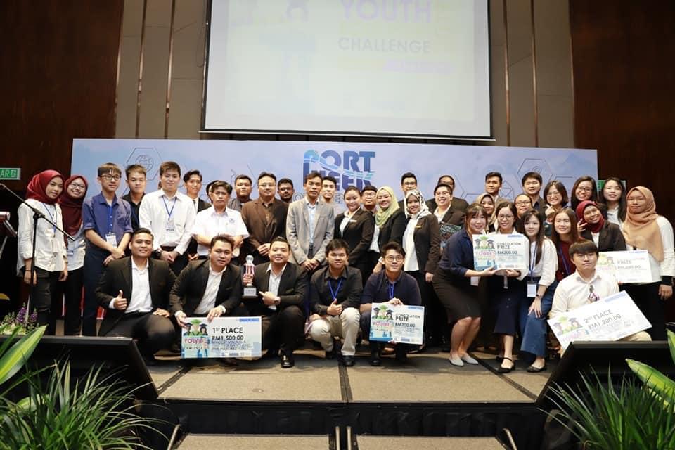 Youth Eco-Port Challenge 2019 organized by Johor Port Authority (JPA)