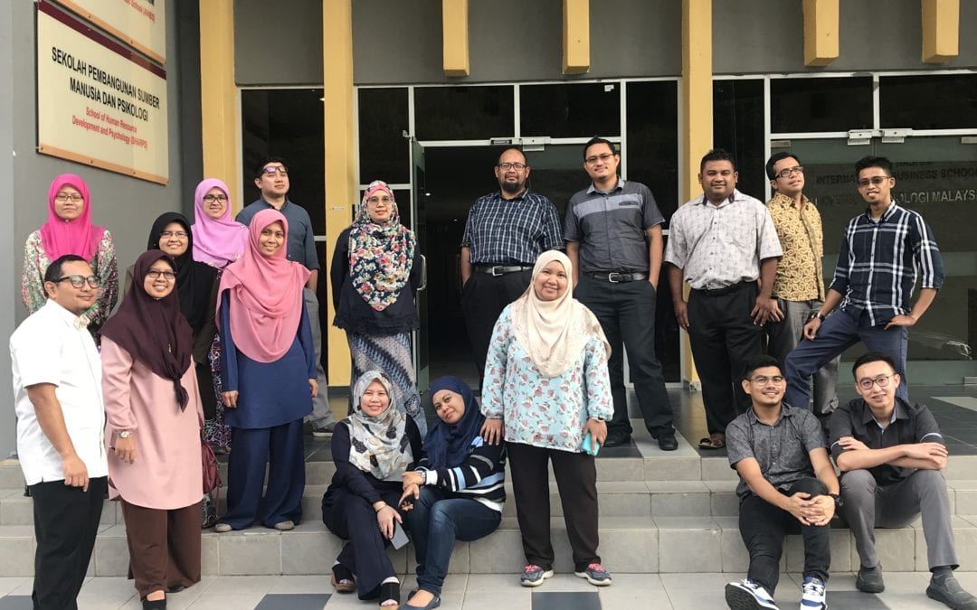 AHIBS welcomes 2nd cohort of MBA in Healthcare Management from Jabatan Kesihatan Negeri Johor