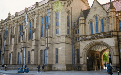 PARTNERING WITH UNIVERSITY OF MANCHESTER ON TALENT TALKS FOR AHIBS MBA STUDENTS